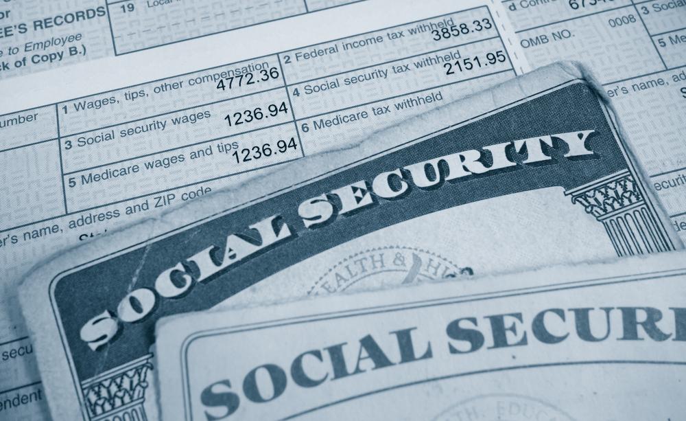 Social Security Illustration