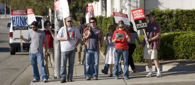 Picketing Union