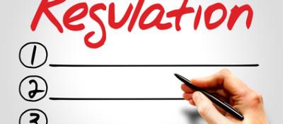 Regulation blank list concept